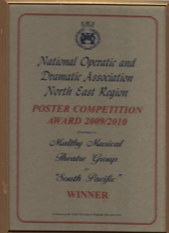 Poster Competition Certificate