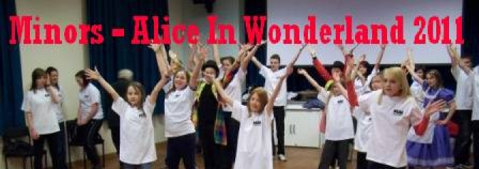 Alice In Wonderland - Maltby Minors